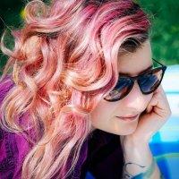 farbowane włosów