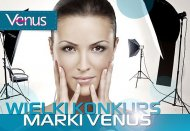 Babska sztama... Wielki Konkurs marki Venus